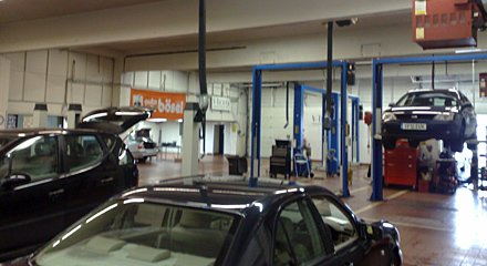 SN Autohaus German Vehicle Workshop