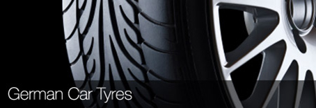 Car Tyres Banner