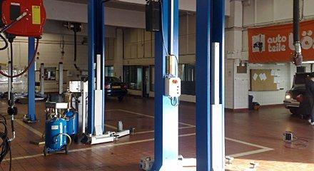 SN Autohaus Workshop